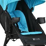 ZOE DELUXE Universal Stroller Seat Liner Pad (Aqua)
