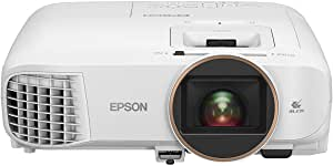 Epson Home Cinema 2250 3LCD Full HD 1080p Projector with Android TV, Streaming Projector, Home Theater Projector, 10W Speaker, Image Enhancement, Frame Interpolation, 70,000:1 contrast ratio, HDMI