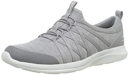 Skechers Women's City Pro What a Vision Slip On Trainers