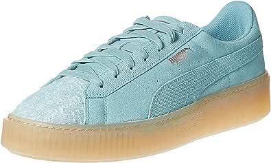 Puma 36546403 Sports Sneakers Shoe For Women (Light Blue - 33.5 EU)