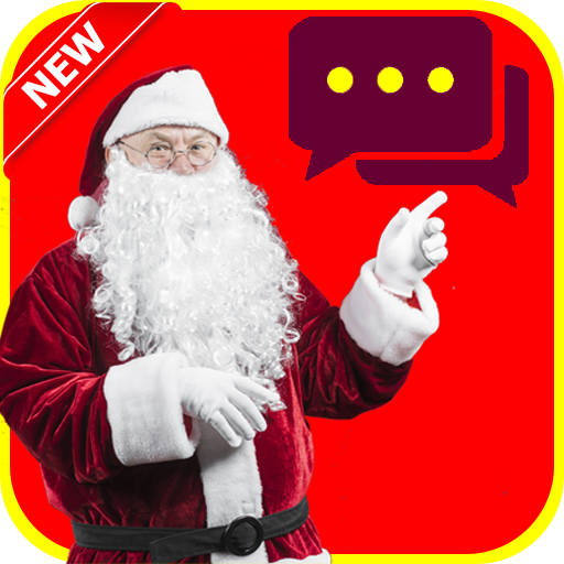 Fake Chat With santa : Fake Conversations (Contact Support Chat)