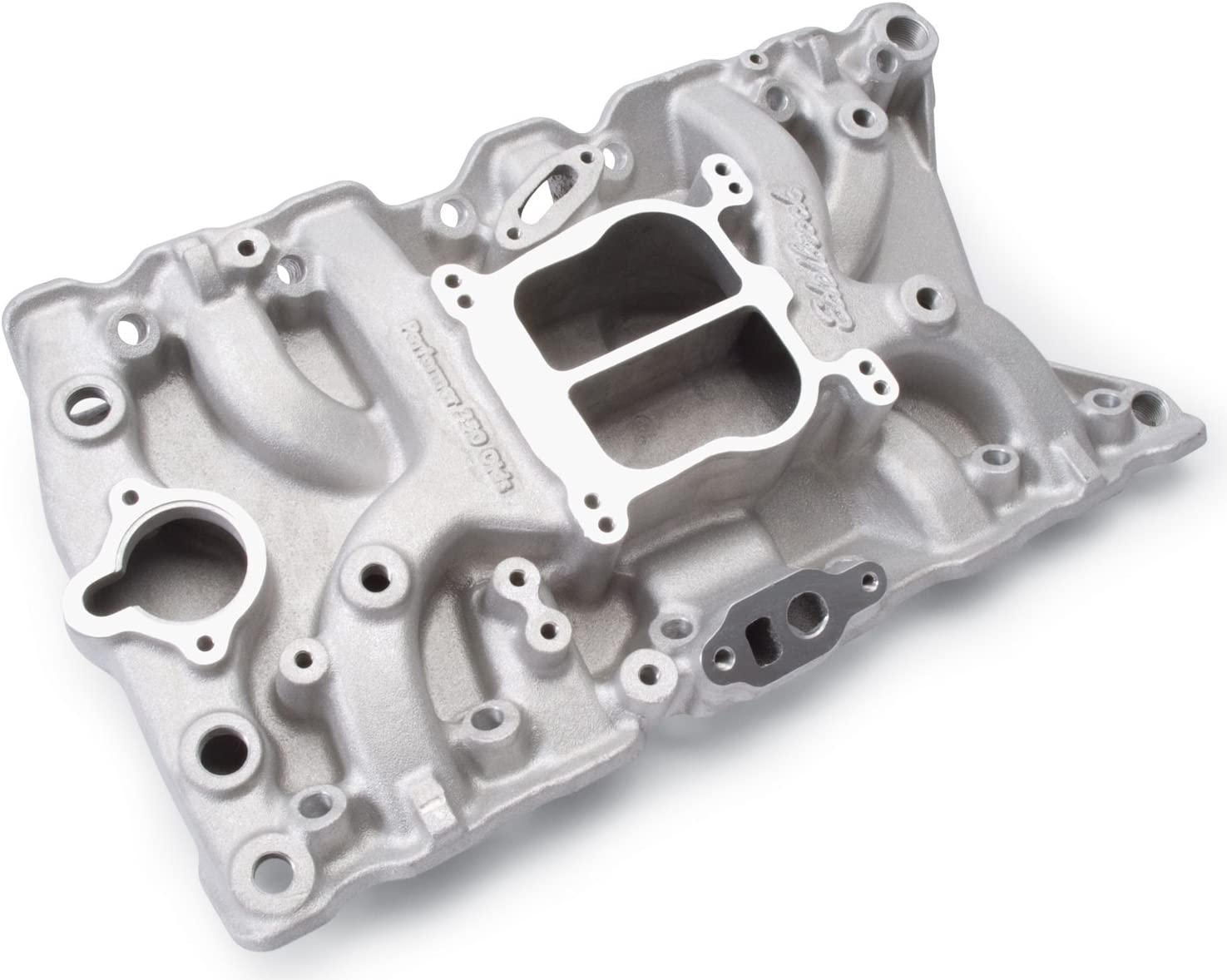 Edelbrock 3711 Direct Max 67% OFF stock discount Performer Intake Manifold