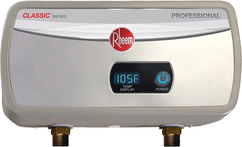Rheem Tankless RTEX-06 Electric Water Heater