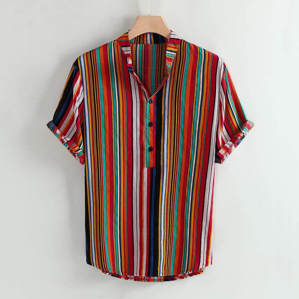 Da Uomo Manica Lunga Camicia check micro-Smart Ufficio Business Casual Wear
