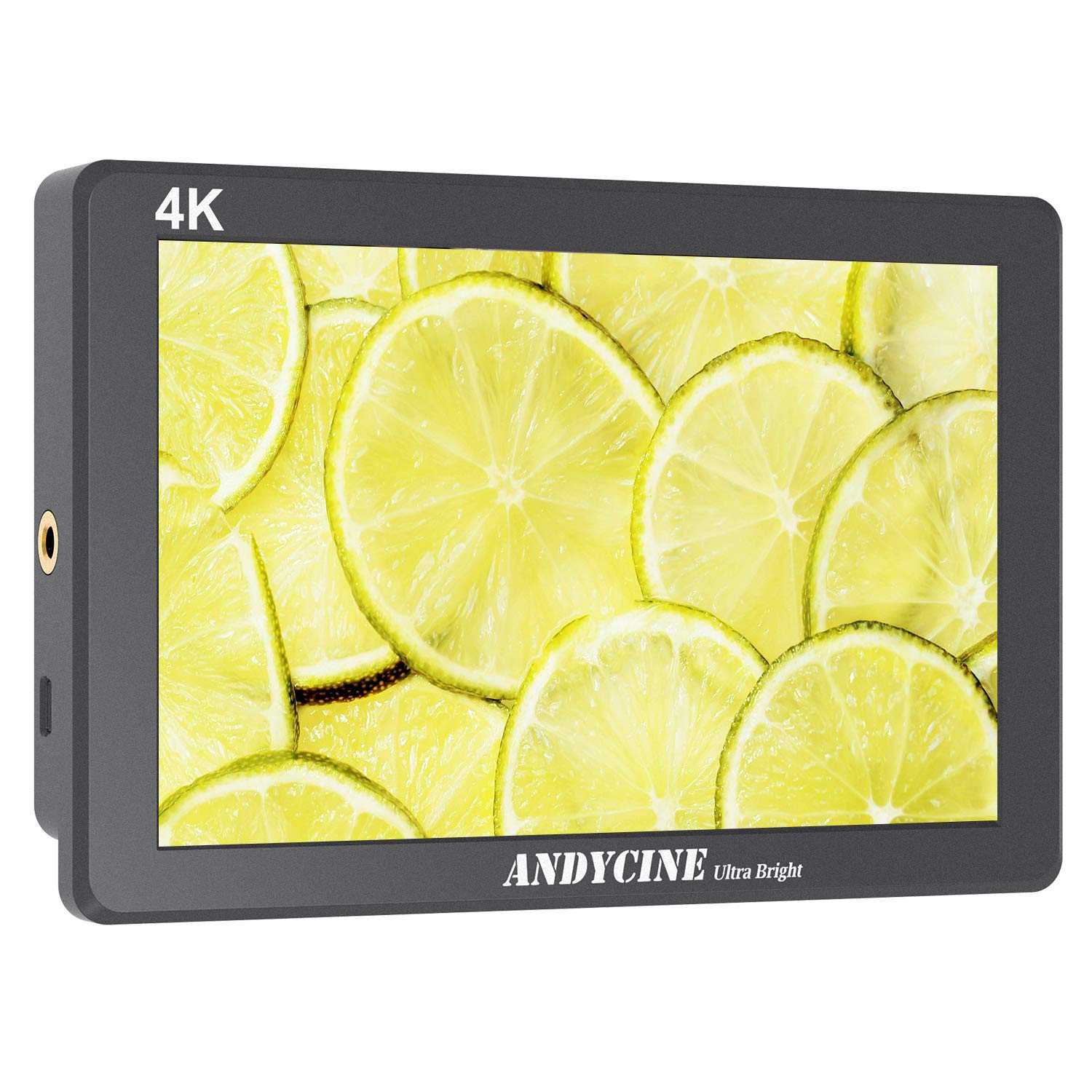 Andycine X7 Camera Field Monitor, 7 Inch 2200 nit Ultra-Bright 1920X1200p 3 Screw 1/4'' Threads with 4K HDMI Input and Output Rugged CNC Aluminum Housing for DSLR by ANDYCINE