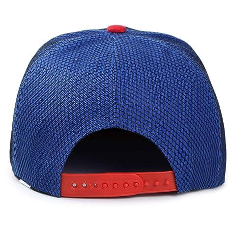 Korean Style New York Embroidery Baseball Caps Gorras Planas Hip Hop Hats Women Men Camping NY Mesh Snapback at Amazon Womens Clothing store: