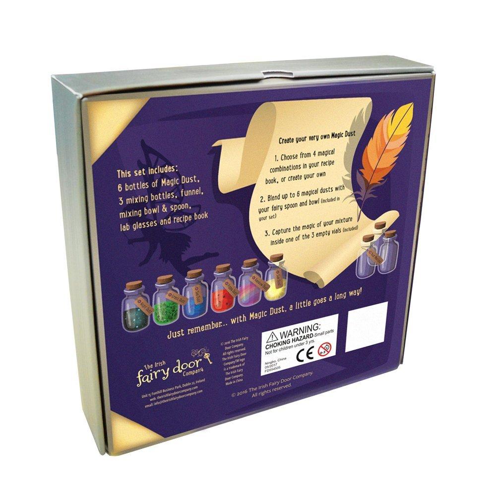 Amazon.com The Irish Fairy Door Company - Magic dust Mixing Set Toys \u0026 Games  sc 1 st  Amazon.com & Amazon.com: The Irish Fairy Door Company - Magic dust Mixing Set ...
