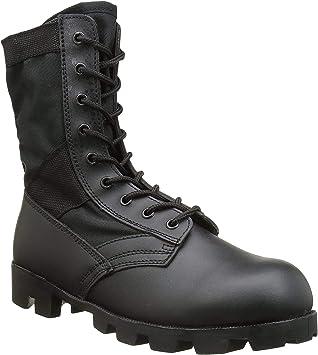Mil-Tec US Botas militares, verde (Olive): Amazon.es: Zapatos y ...