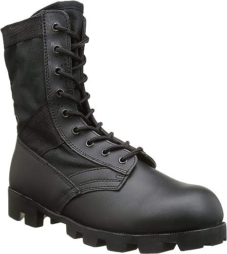 Mil-Tec US Jungle Combat Boots Black