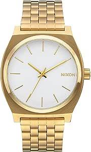 NIXON Time Teller -Spring 2017- Gold/White