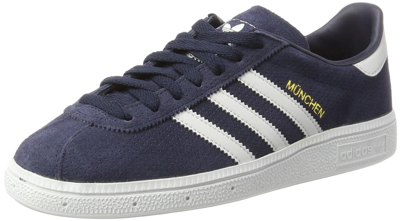 Adidas Munchen, Zapatillas de Deporte para Hombre 42 EU|Azul (Tinley/Griuno/Dormet)