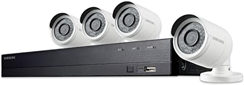 Samsung SDH-B74041 8 Channel 1080p HD 1TB Security Camera System