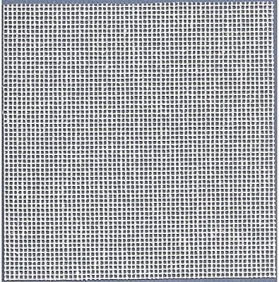 Mono Deluxe Blank Needlepoint Canvas WHITE Zweigart 1 yard YOU CHOOSE MESH SIZE
