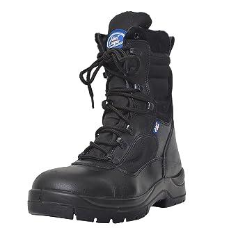 1b67219d87f Allen Cooper AC 1228 Combat Safety Boot (S-9 UK, Black)