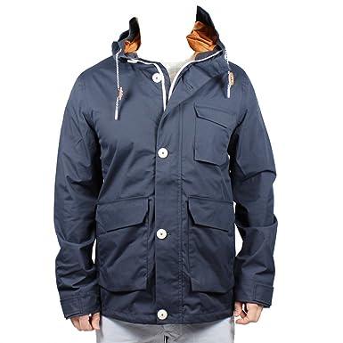 0e22fb8a6dd3 Elvine Bentley Jacke Dark Navy dunkelblau 161007 jacket, Größe:S ...