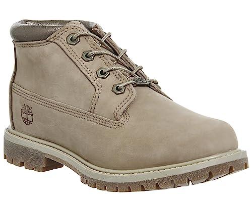 Botines de Mujer TIMBERLAND A1K9O Double Bone: Amazon.es: Zapatos y complementos