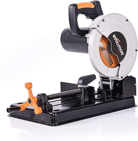 Evolution Power Tools RAGE4 Multipurpose Cutting Chop Saw