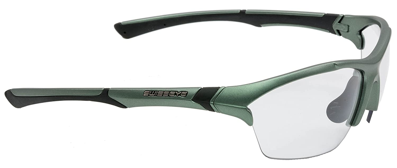 Swiss Eye Sportbrille STEAM White Shiny/Black 6EY0uA