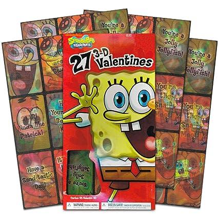 Amazon.com : Nickelodeon SpongBob Squarepants 27 Lenticular ...