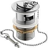 Plug and Chain Basin Waste WAS500