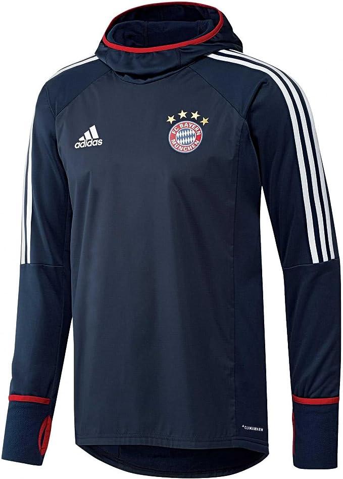 adidas Warm - Sudadera de FC Bayern de Munich Hombre: Amazon.es ...