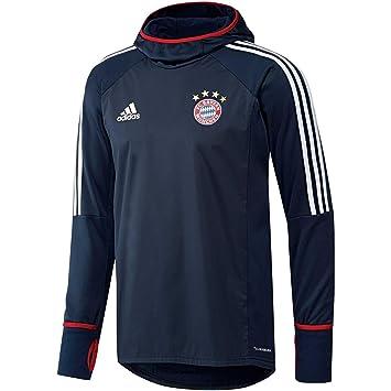 adidas Warm Sudadera de FC Bayern de Munich 28d8ff17495