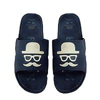 INF Men's Mooch Rubber Slider Flip-Flop Slippers