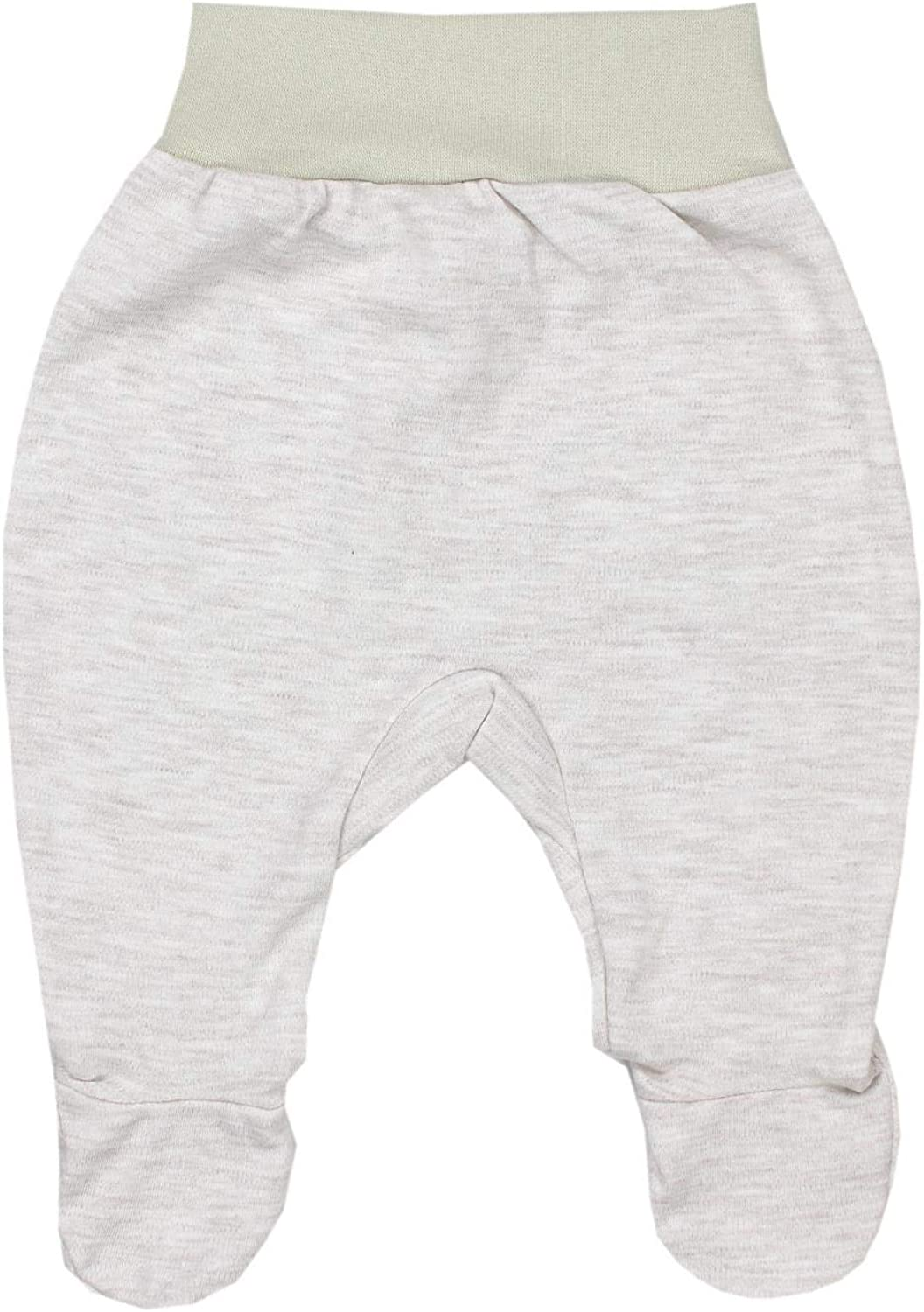 TupTam Baby Girls Footed Trouser Pack of 5