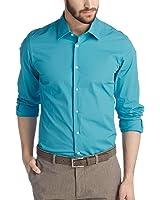 ESPRIT Collection Herren Slim Fit Businesshemd 034EO2F001