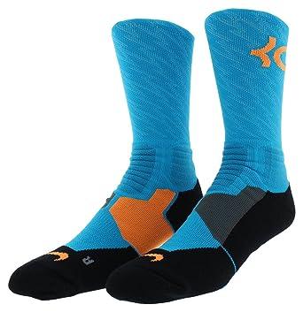 977ad2bb6202 ... Nike Mens Hyper Elite KD Basketball Crew Socks Medium (Size 6-8) Blue  ...