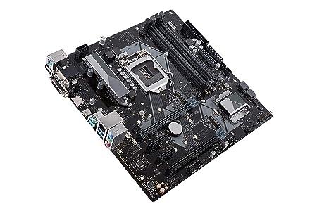 ASUS Prime H370M-PLUS/CSM LGA 1151 (Zócalo H4) Intel® H370 Micro ATX - Placa Base (DDR4-SDRAM, DIMM, 2133,2400,2666 MHz, Dual, 64 GB, Intel): Amazon.es: ...