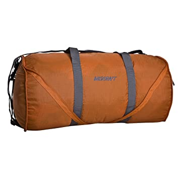 eb2bc89befd6 Image Unavailable. Image not available for. Colour  Wildcraft Frisbee Nylon  45 cms Orange Travel Duffle ...