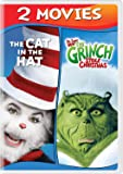 Dr. Seuss' The Cat in the Hat / Dr. Seuss' How the Grinch Stole Christmas 2-Movie Collection