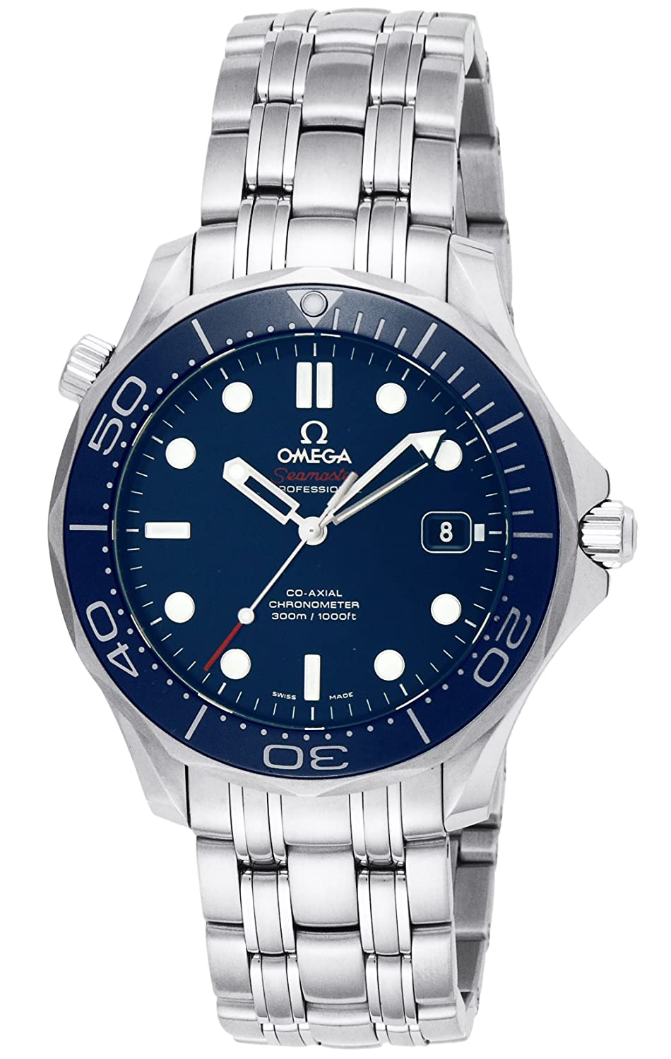 Omega Seamaster Diver 300m Co-axial 41 mm 212.30.41.20.03.001