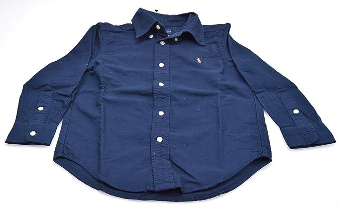 Polo Ralph Lauren Camisa para NIÑO Azul Oscuro Art. T04 014CS ...