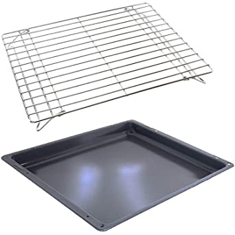 Spares2go - Bandeja base para parrilla y estante para horno ...