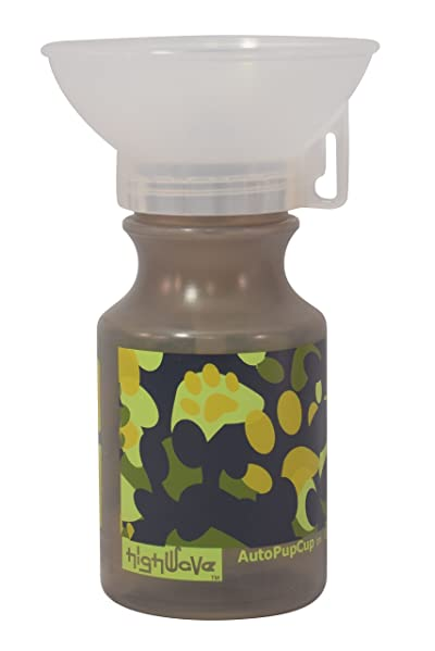 Highwave AutoPupCup 14oz Water Bottle