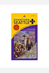 Seattle Map (Seattle Downtown Plus Road, Recreation & Transit Map, 14th Edition) Map