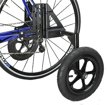 cyclingdeal ajustable adulto bicicleta bicicleta ruedines para 20 ...