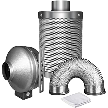 Amazon Com Ipower 12 X 24 Inch Air Carbon Filter Odor