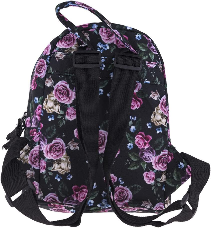 Bread Outdoor Leisure Daypacks Fashion Satchels,Girls School Backpack,Ladies Canvas Backpack,Travel Casual Bag