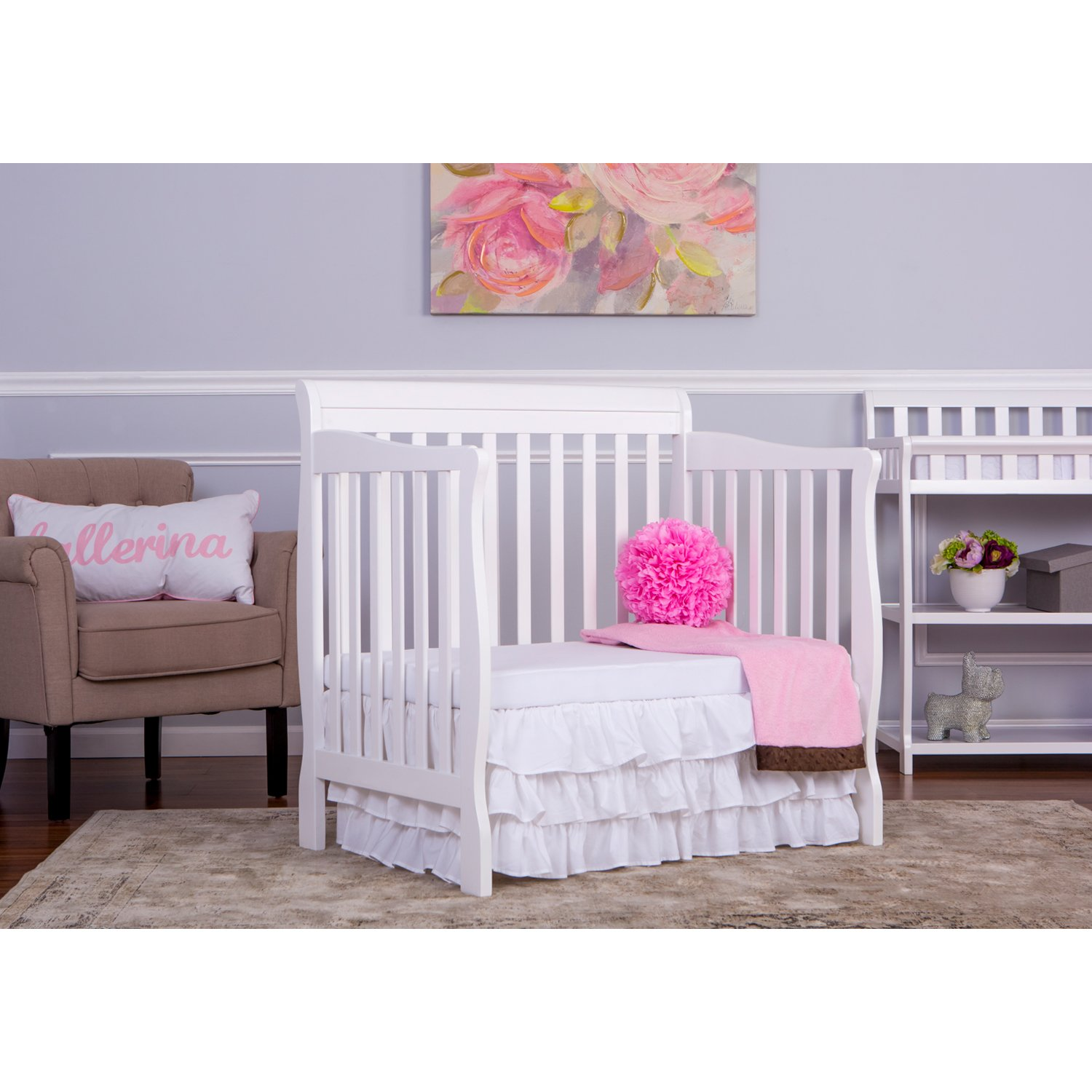 along tan two as bedroom babyletto origami with mini babylet wa calm crib carpet lagoon bedding convertible by t on inspiring and mercer plush trendy grey cribs ideas decor london madison wells