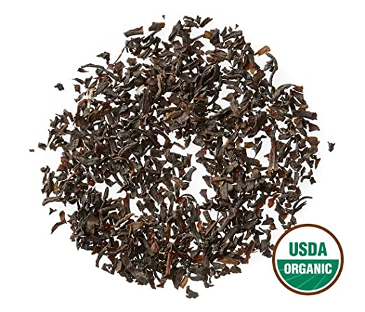Irish Breakfast Tea - Organic - Loose Leaf - Bulk - Non GMO - 91 Servings