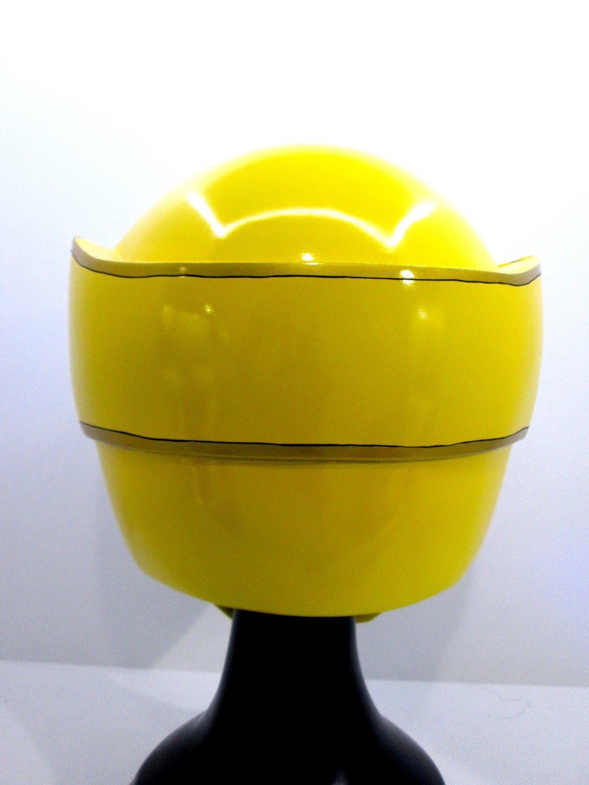 Custom Kaizoku Sentai Gokaiger Gokai Luka Millfy Yellow Ranger Helmet