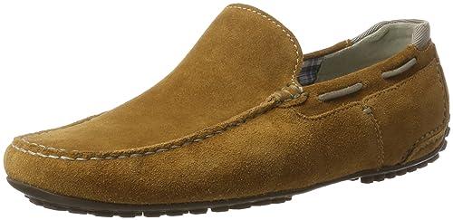 Sioux Cagil, Mocasines para Hombre, Marrón (Cuoio 003), 40.5 EU: Amazon.es: Zapatos y complementos