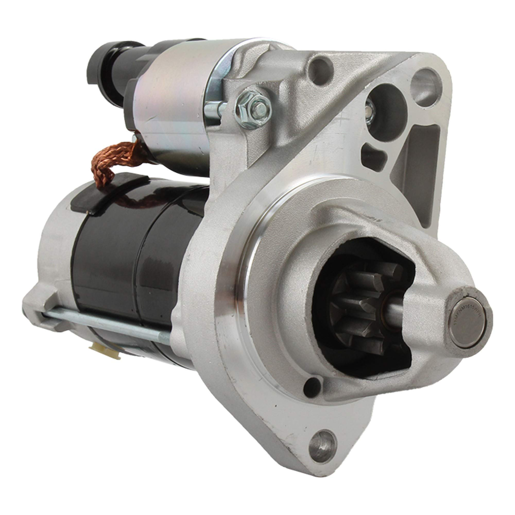 DB Electrical 410-52446 New Starter For 1.8L 1.8 W/ Mt Honda Civic 06 07 08 09 10 11 2006 2007 2008 2009 2010 2011 31200-RNA-A11 DS4R5 DS4RD 410-52446 17957 428000-3410 428000-5280