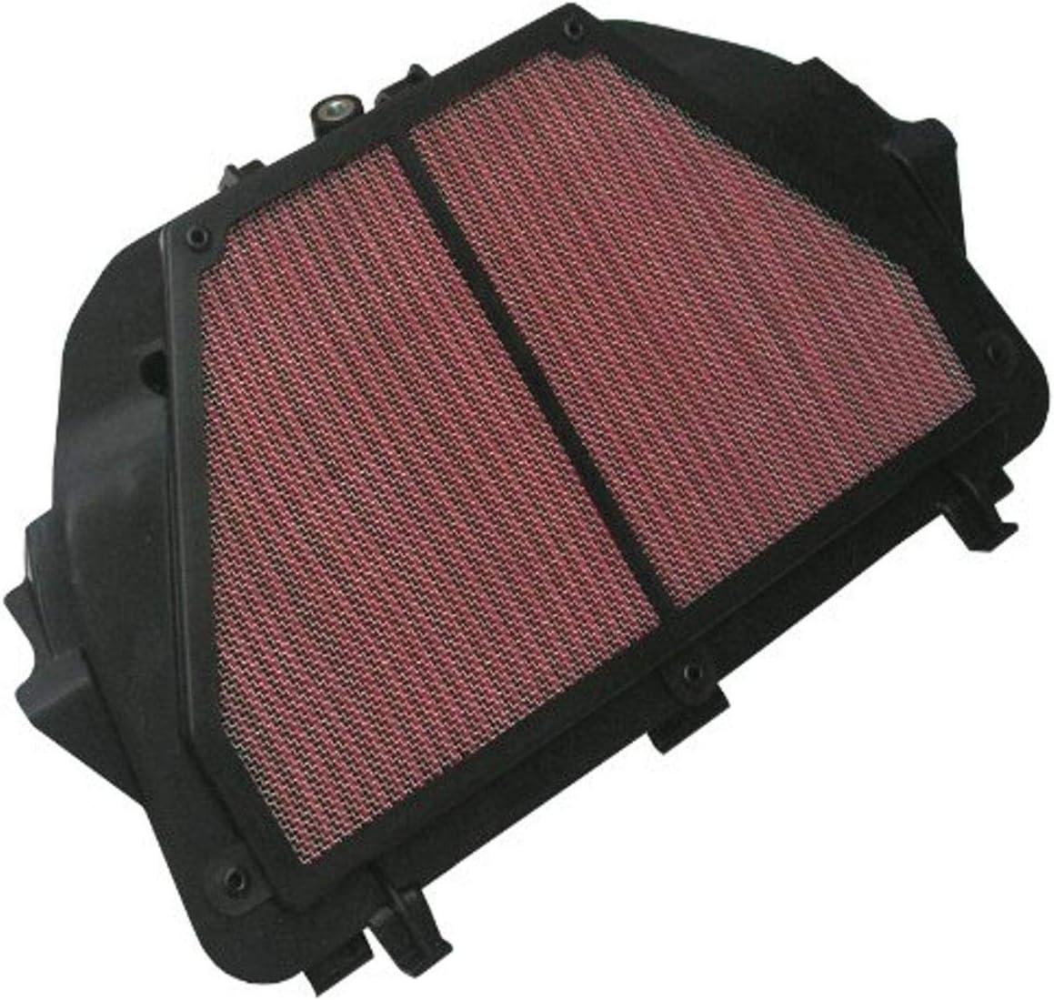 Hiflofiltro HFA4614 Premium OE Replacement Air Filter, Black