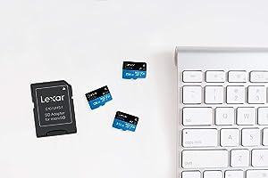 Lexar LSDMI512BBNL633A High-Performance 633x microSDXC UHS-I Card— 512GB (Tamaño: 512 GB)