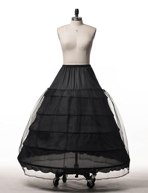 Topwedding Remedios 5 Boned Full Petticoat Bridal Underskirt ...