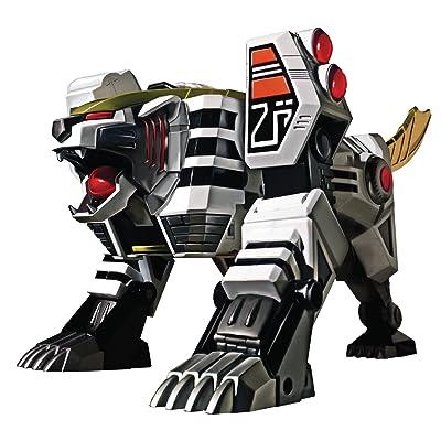 Power Rangers Legacy White Tigerzord: Toys & Games